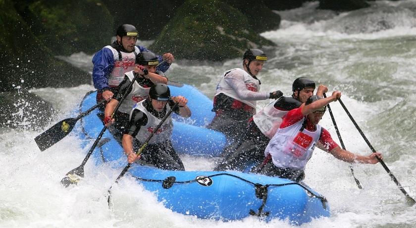 Rafting Bijeli buk